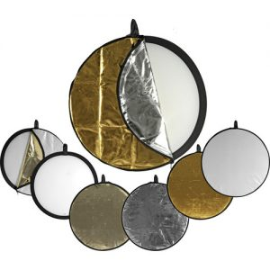An image of an Impact five in one reflector disk kit