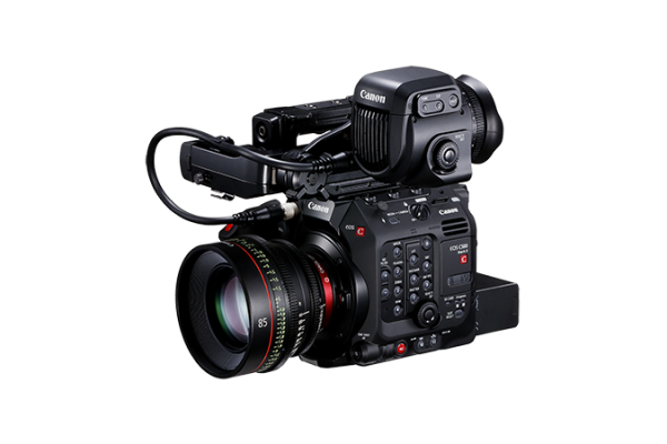 Image showing Canon EOS C500 MKII